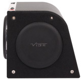 "Vibe Black Air 8"" Passive Radiator Subwoofer Enclosure BLACKAIRB8-V6"