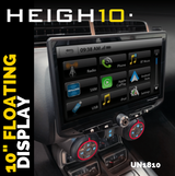 "Stinger HEIGH10 10"" Apple CarPlay / Android Auto Head Unit"