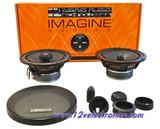 "Imagine I61-2V2 6.5"" Component / Coaxial Speaker Set"