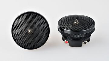 X1 25mm Ring Radiator Tweeter set-Black