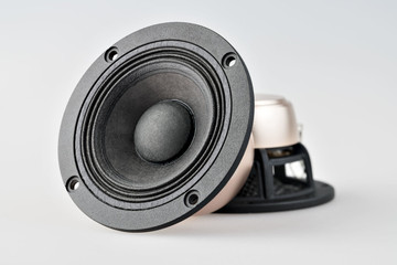 "X3 3.7"" Speaker Set with Dust Cap"