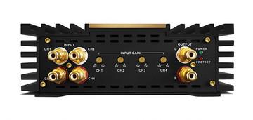 Zapco Z-150.4 AP 4 Ch. Class AB Audiophile Amplifier