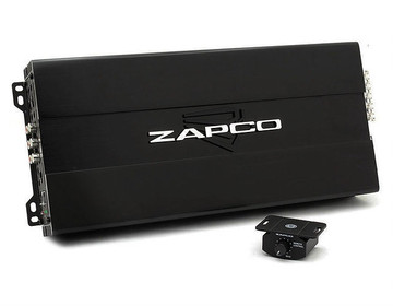 Zapco ST-105D BT 5 Ch. Class D Amplifier With Bluetooth