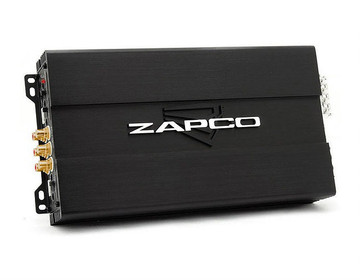 Zapco ST-4X SQ 4 Ch. Class A/B Amplifier