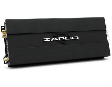 Zapco ST-5X II 5 Ch. Class A/B Amplifier