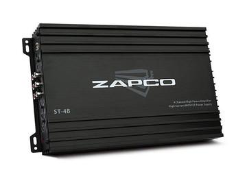 Zapco ST-4B 4 Ch. Class A/B Amplifier