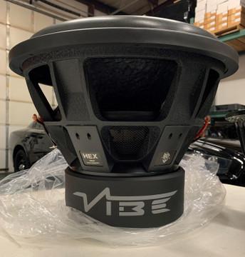 """Vibe BlackDeath 15"""" HEX Subwoofer  BLACKDEATH15HEX-V7"""