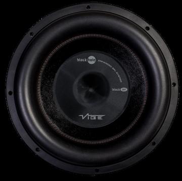 "Vibe Black Air 12"" Dual 2 Ohm Subwoofer BLACKAIR12D2-V7"