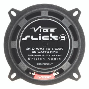 "Vibe Slick 5.25"" Component Speaker Set SLICK5C-V7"