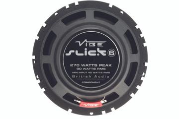 "Vibe Slick 6.5"" Component Speaker Set SLICK6C-V7"