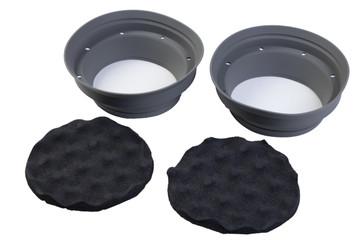 Anti Vibe Adjustable Speaker Isolator AVASP-V7