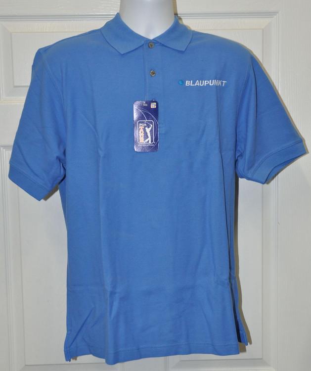 Blaupunkt Polo Shirt- Blue