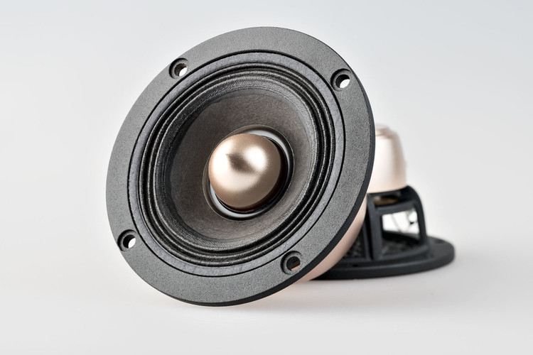 "X3 3.7"" Speaker Set with Phase Plug"