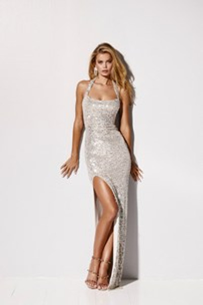 Fantasy Gown - Silver