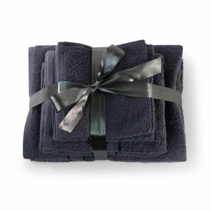 8 Piece Value Range Towel Bale Set with Gift Ribbon