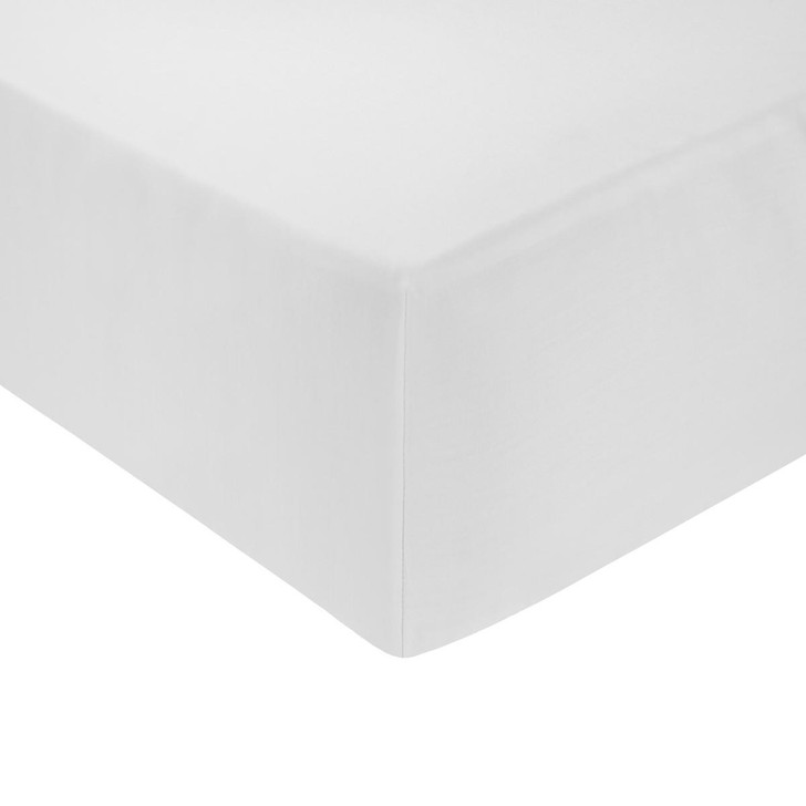 200TC Deep Fitted Sheets 12 Deep 100percent Cotton