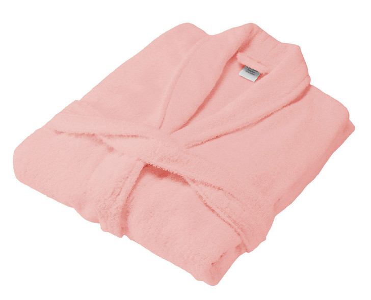 Pink Terry Towelling Bath Robes