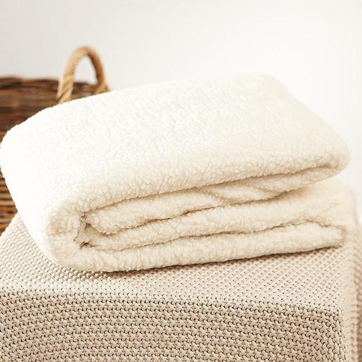 Fleece Under Blanket Best Quality