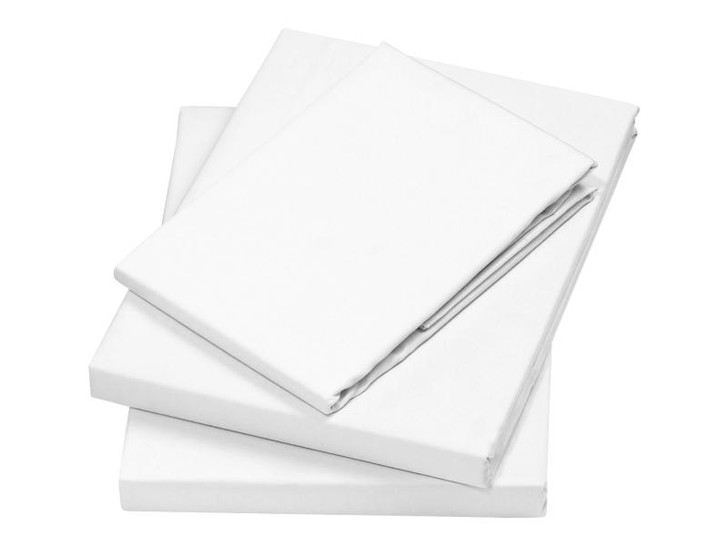 12 Extra Deep Fitted Sheet - Double