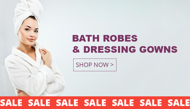 Bath Robes and Dressing Gowns
