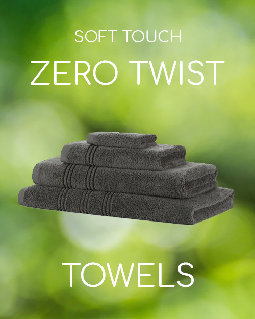 600 GSM Royal Egyptian Soft Touch Zero Twist Towels
