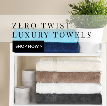 Zero Twist Luxury Towels