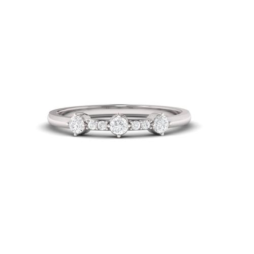 Wedding ring. Diamond wedding ring. Eternity ring.
