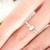 Opal and diamond engagement ring. Diamond ring. Pear shape Opal. 14K , 18K or Platinum.