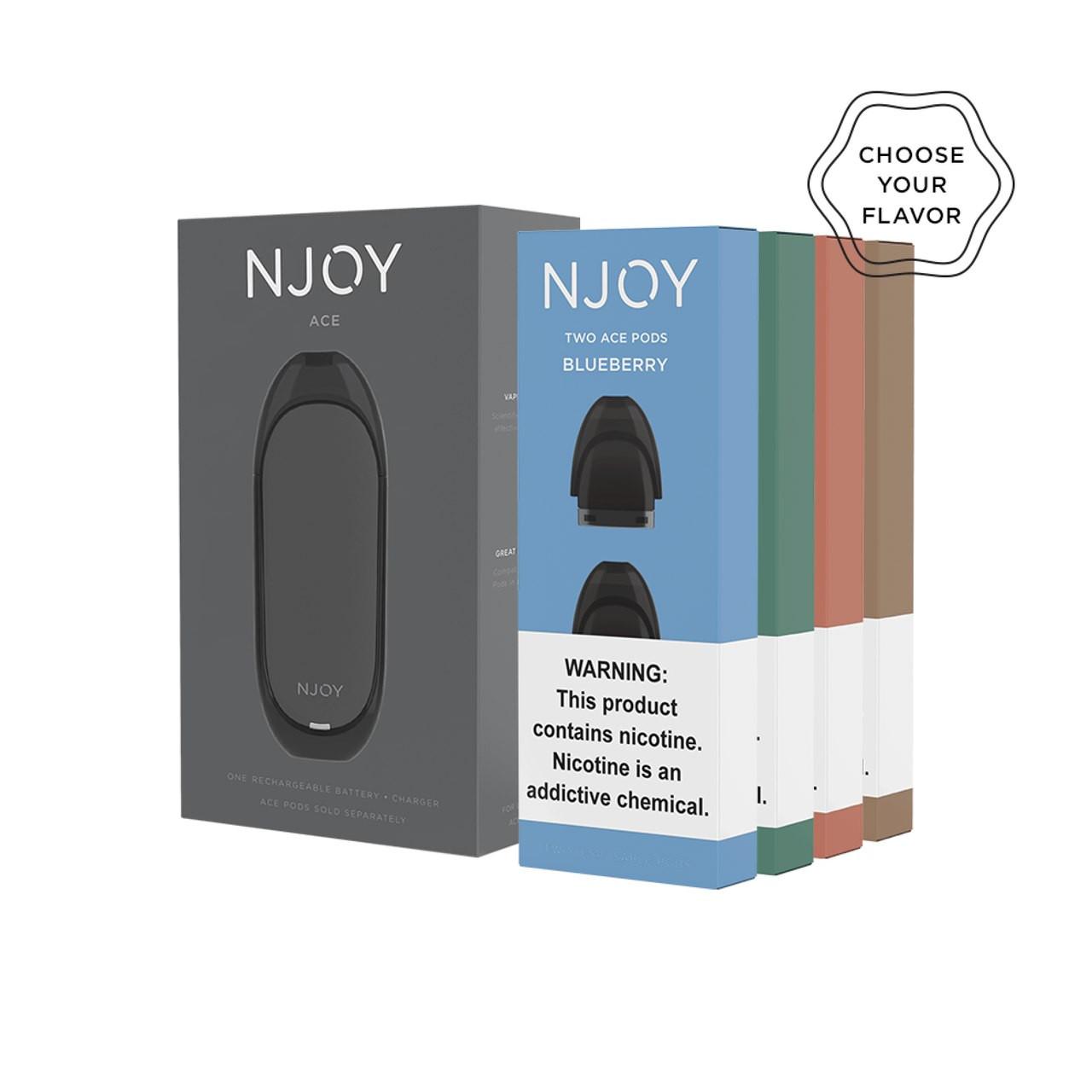 NJOY ACE - Starter Kit