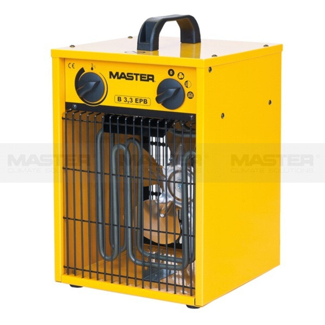 110V MASTERS B3 Epb Electric Fan Heater