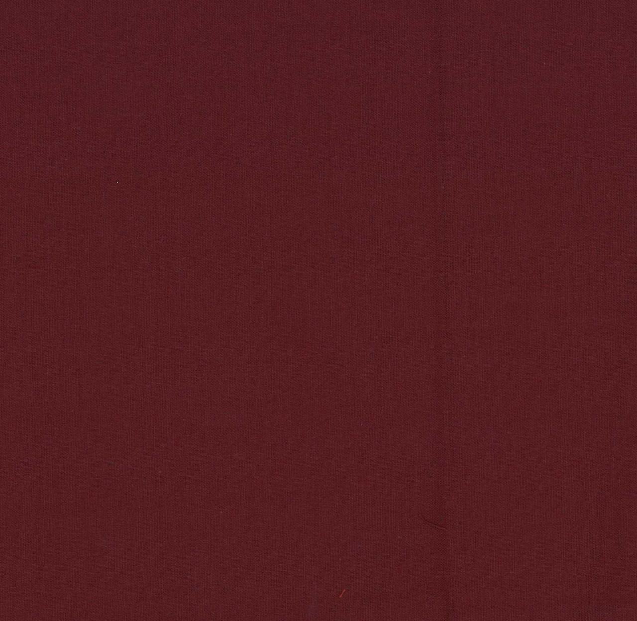Garnet - Oasis Solids - Fabric - 100% Cotton 44/45″ wide 100% US Grown Cotton