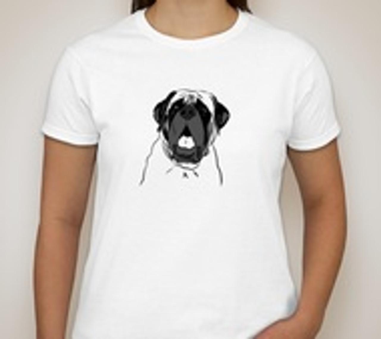 Mastiff - T-shirt