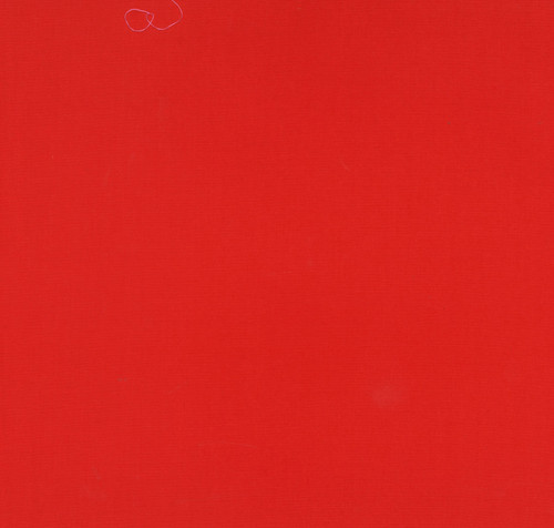 Bright Red - Oasis Solids - Fabric - 100% Cotton 44/45″ wide 100% US Grown Cotton