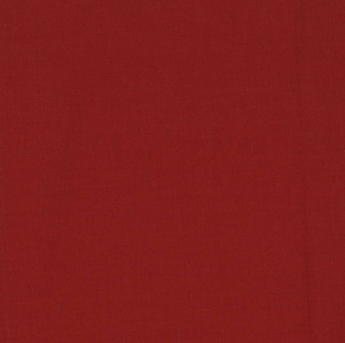 Heirloom Red - Oasis Solids - Fabric - 100% Cotton 44/45″ wide 100% US Grown Cotton