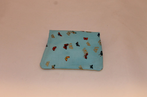 Credit Card / ID Wallet - Butterflies & Yellow 8