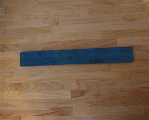CutRite Nine Patch Ruler - Blue