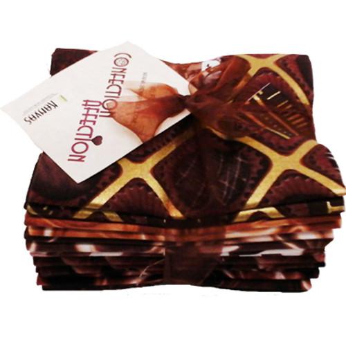 Confection Affection - Fat Quarters - 8 pieces - Cotton - Benartex