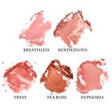 Honeybee Gardens Complexion Perfecting Blush Color Chart