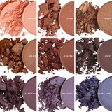Pressed Eye Shadow 23-Sample Pack (1 sample of each available shade)