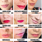 Truly Natural Lipstick 20-Sample Pack (1 sample of every shade)