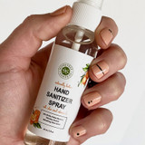 Hand Sanitizer Spray by Honeybee Gardens