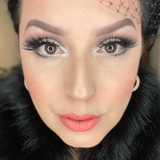 Makeup Look by Melody Martorana  featuring the Power of Positivity Palette