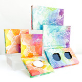 Single & Duo Empty Compacts for Eye Shadow