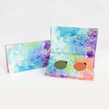 Duo Empty Compact for Eye Shadow
