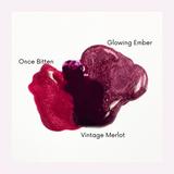 Once Bitten, Vintage Merlot, Glowing Ember