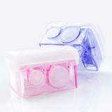 Side By Side Dual Sharpener With Flip Top Lid