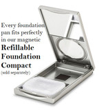 Refillable Foundation Compact (sold separately)