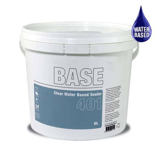 Clear Water Based Sealer 401