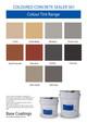 Coloured Concrete Sealer 301