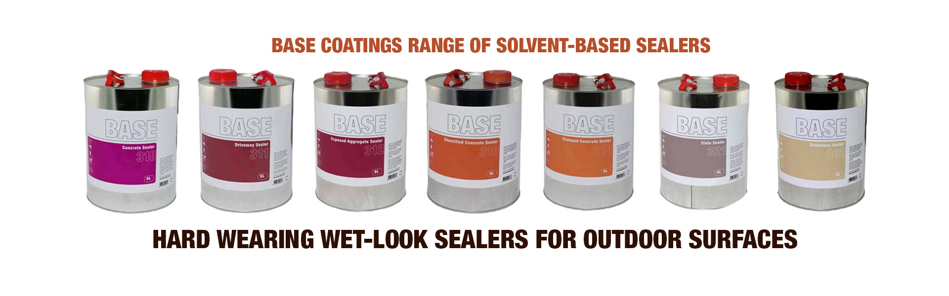 Solvent Based Sealers